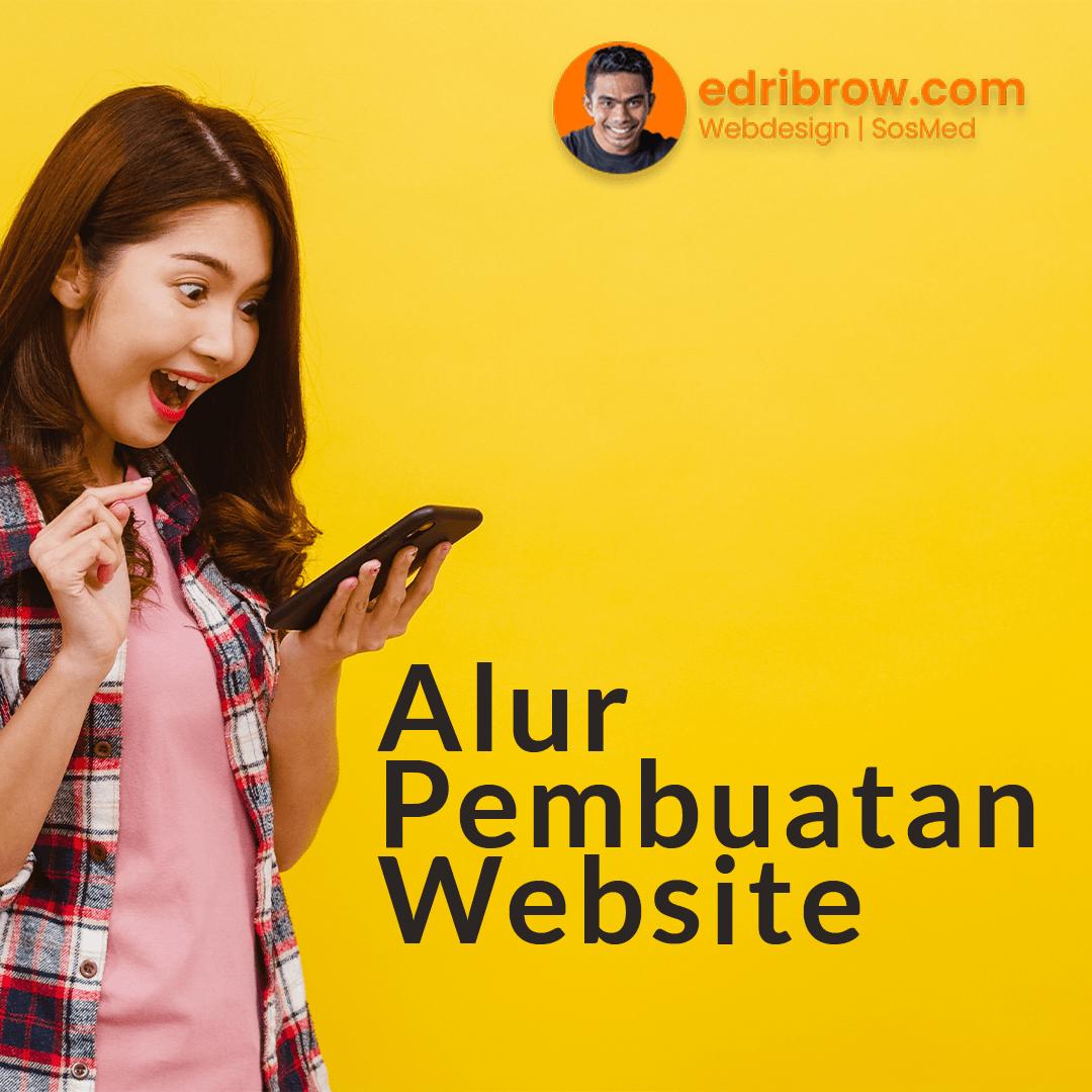 Alur Pembuatan Website