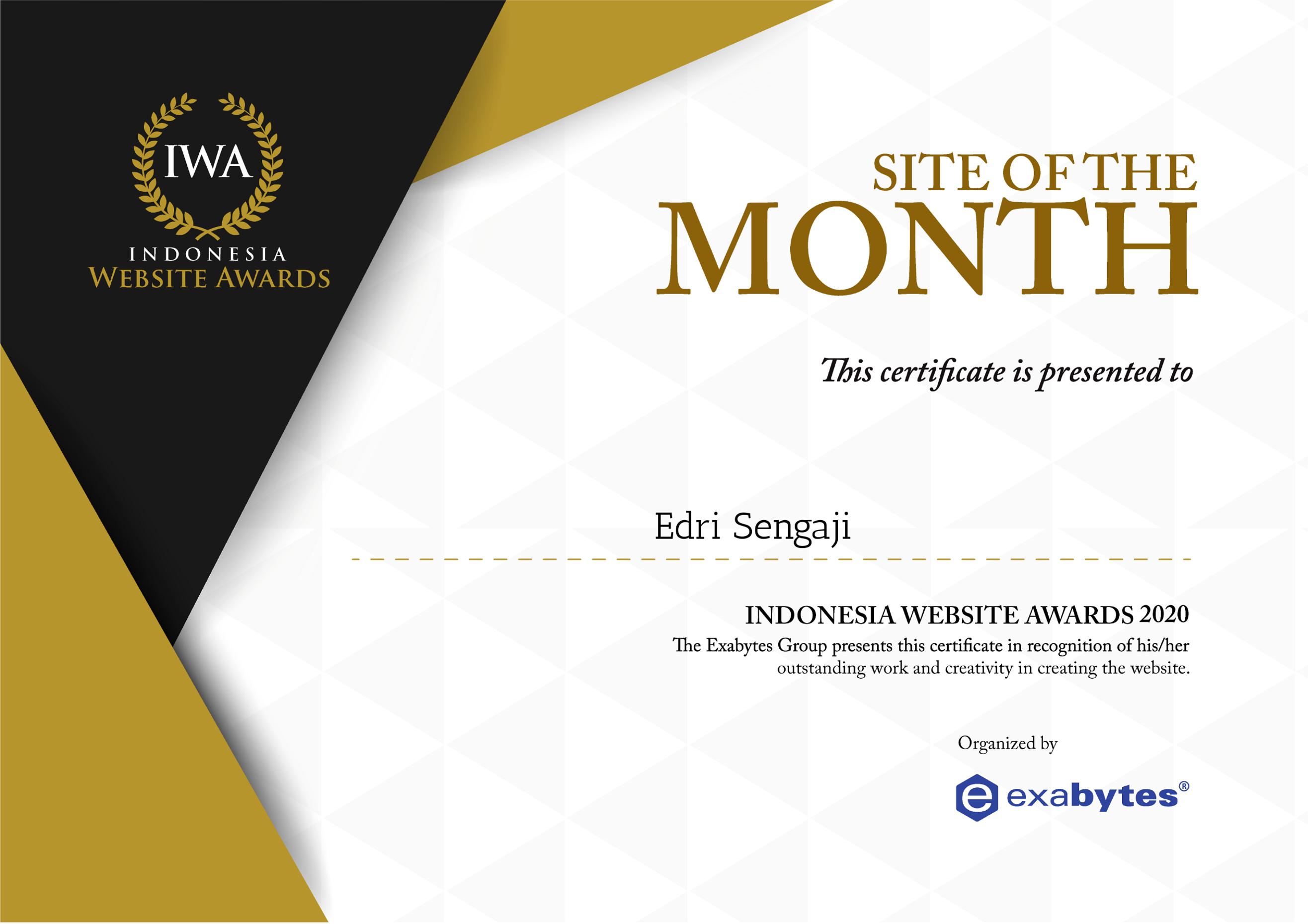 Edri Sengaji-IWA 2020 Announcement & Web Developer Talk_1